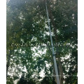 CNER 40ft water fed window cleaning pole/carbon telescopic poles for gutter pole