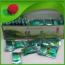 Benefícios de saúde do chá verde e de alta qualidade e puro natural chá verde marcas