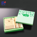 Paper board apparel packaging gift box