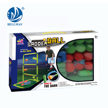 Children Company Game Ladder Ball Set with Night Flashlight