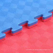 Anti-Staubige fünf Streifen 3,0 cm EVA Tatami Puzzle Mat