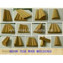 деревянные молдинги для дверного джема