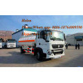 6000 Liters 91HP Mini Oil Tank Truck