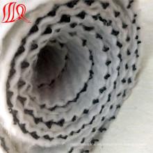 Red de drenaje de HDPE de 5.0 mm utilizada en el relleno sanitario