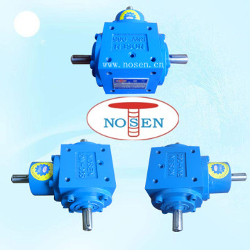 Engineering System Power Distribute Bevel Gearbox