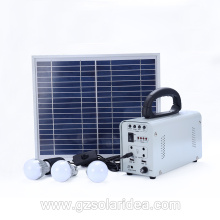 Portable For Home Use Off Grid Solar System