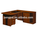 Chinese furniture cheap price office table with drawer