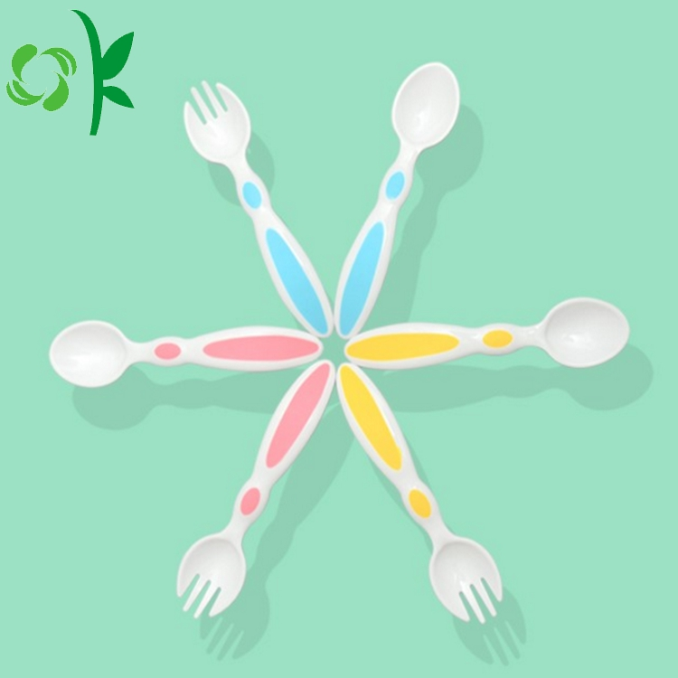 Soft Silicone Spoon
