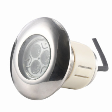 Einfache Black Morden Vinyl Pool Light