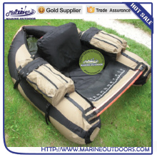 Hot selling product Drifting Float Tube pontoon boat for Fishing