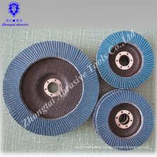 "6"" Refined Aluminum oxide Abrasive Fiberglass Flap Disc"