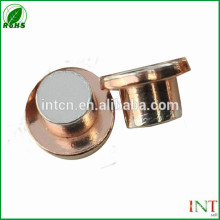 international electric brand accessories parts trimetal contacts