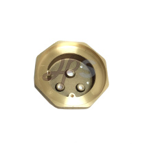 Usine de bride d'élément chauffant électrique en laiton