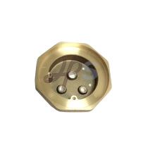 Fábrica de flange de elemento de aquecimento elétrico de latão