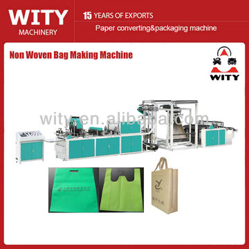 Multi-Funktion Non Woven Box Bag Maschine