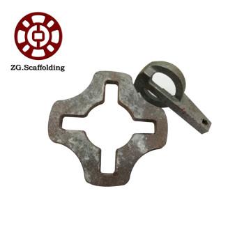 Ringlock disc-lock pin lock scaffolding system