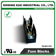 FB-M031PQ Igual a Bussmann 600V 30 Amp 1 Pole 10x38 Midget Fuse Box