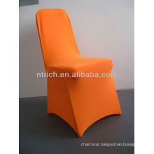 wholesale wedding folding chair covers,Lycra/Spandex chair cover with sash for wedding and banquet