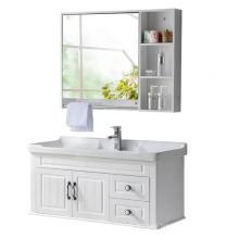 nuevo lavabo con mueble