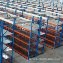 Warehouse Long Span Rack with Powder Coated