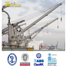 Hydraulic Telescopic Marine Deck Crane