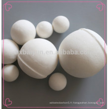 Boule réfractaire de boule en céramique d'alumine pour des processus d'oléfine