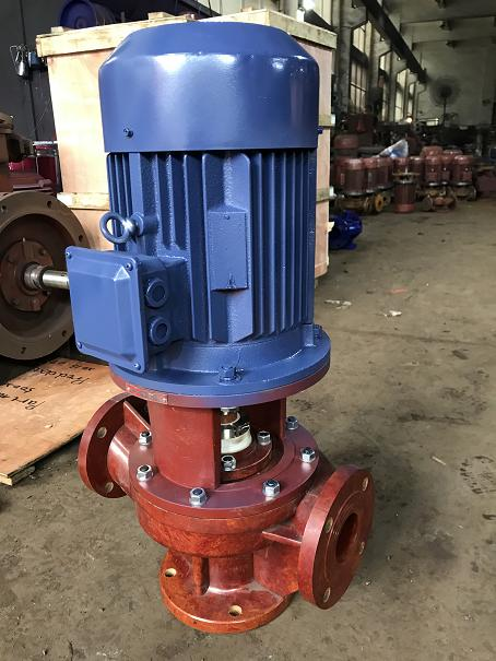 SL type corrosion resistant FRP pipe pump 40