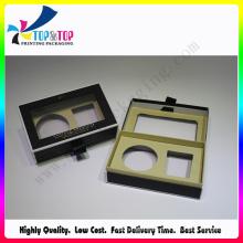 Boîte à bougie de haute qualité avec fenêtre en PVC