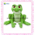 Green Jumping Frog Electronic Plush Toy (XDT-0026Q)