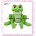 Green Jumping Frog eletrônicos brinquedo de pelúcia (XDT-0026Q)