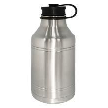 Vakuum Growler Edelstahlflasche 1920ml