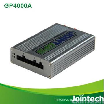 Онлайновый GPS-трекер для управления автопарком (GP4000A)