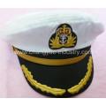 chapeau de capitaine bonne qualité mode personnalisé OEM
