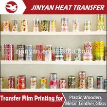 strong fastness heat transfer film for eva slipper