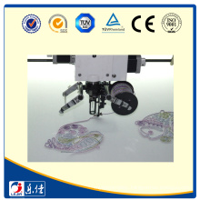 Lejia Multi-Head Taping/Cording Embroidery Machine