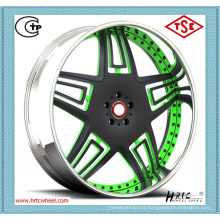 qualified competitive price replica dub rims dub wheels for all types of cars