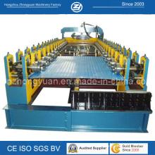 Einstellbare Kaltrollenformmaschine Linienrollenformmaschine