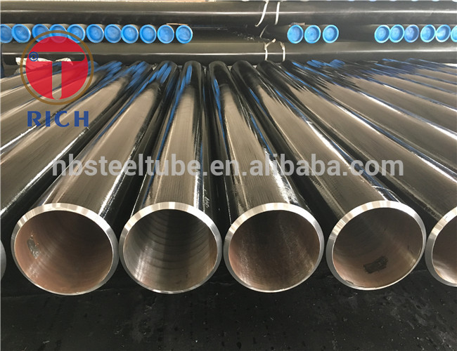 Din En 10297 Seamless Steel Tubes For