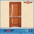 JK-A9003 acier solide en acier blindé sculpture porte principale dessine la maison