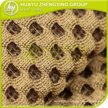 Tecido de malha de poliéster, tecido de malha de ar 3D para almofada YD-0831