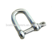 Fashion High Quality Metal Dee Shackle