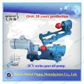 Prix usine - pompe industrielle de pompe à huile à engrenages série 2CY avec une bonne qualité