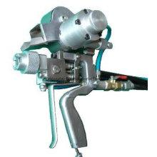 Máquina de pulverização de fazer o cerco da extremidade para o tanque da fibra de vidro