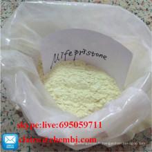 Pife femelle d'hormone de progestérone Mifepristone Mifeprex CAS 84371-65-3