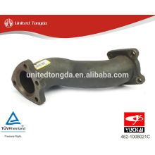 YUCHAI engine YC6108 After the turbine exhaust pipe 462-1008021C