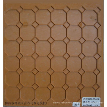 glass moasic fiber resin moulds