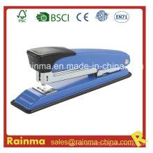 Blue Stapler with 24/6&26/6 Staples Made in China Stapler