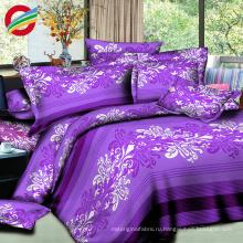 100% хлопок делает 3д постельное белье постельное белье для ткани в Китае