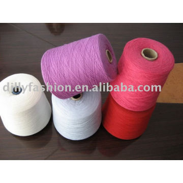 100% cashmere worsted 26S/2 knitting and weaving yarn