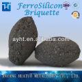 China silicon briquette/ silicon ball/ silicon slag